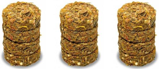 Graanvrij rol goudsbloem banaan kruidenrol 80 gr per 3 stuks