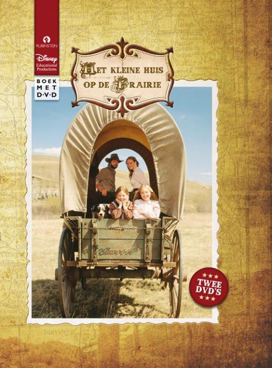 Cover van de film 'Kleine Huis Op De Prairie'