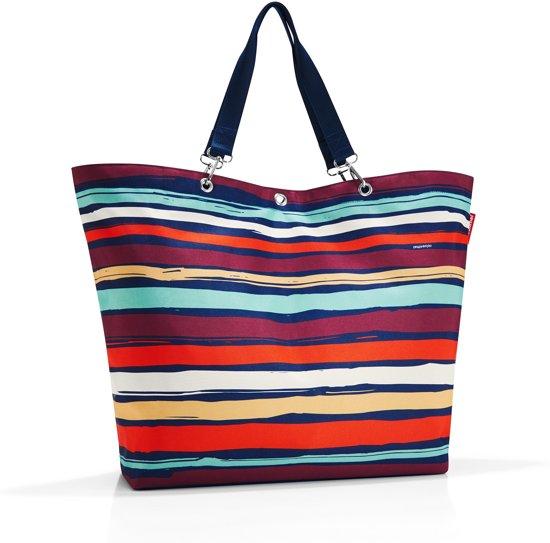 1078331f00e bol.com   Reisenthel Shopper Strandtas - Maat XL - Artist Stripes
