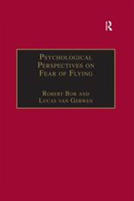 Bol Psychological Perspectives On Fear Of Flying Ebook