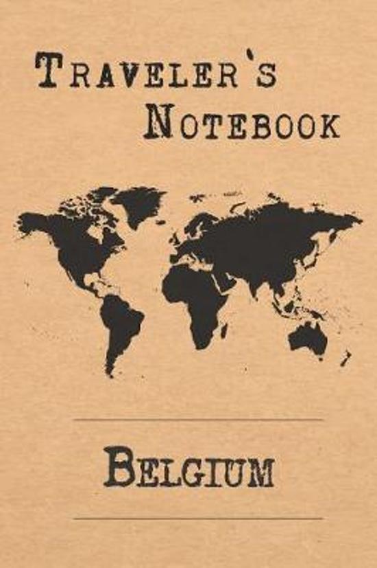 Traveler's Notebook Belgium