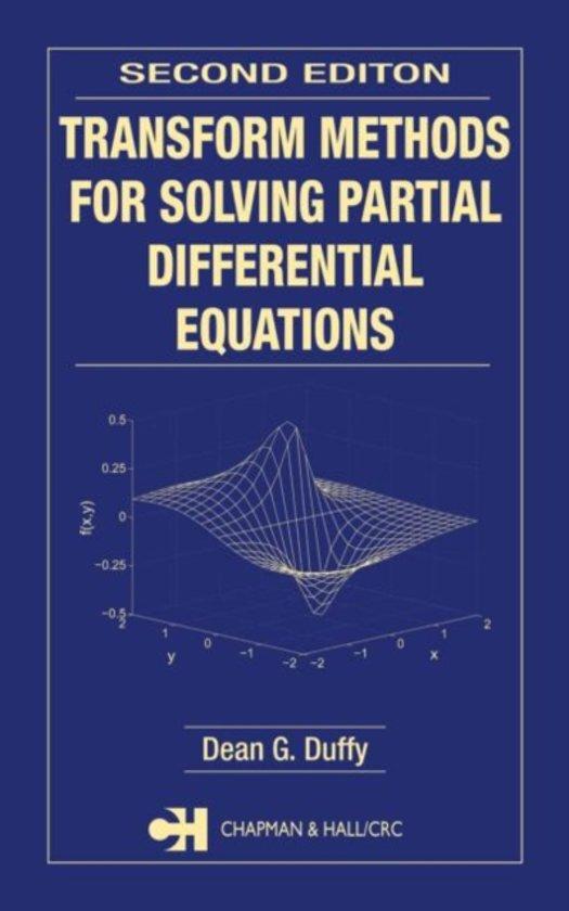 bol com | Transform Methods for Solving Partial Differential