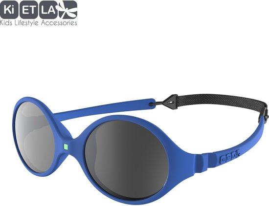 7cb3176202a2e6 Ki Et La - UV-zonnebril voor baby s - Diabola - Donkerblauw