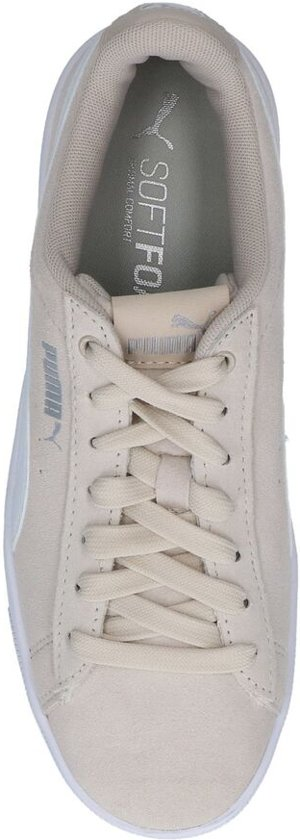Silver White Maat 36 V2 Puma Dames Vikky Gray Sneakers 8OxIOq10Y