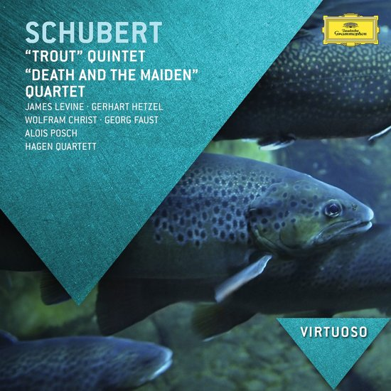 Trout Quintet/Death And The Maiden (Virtuoso)
