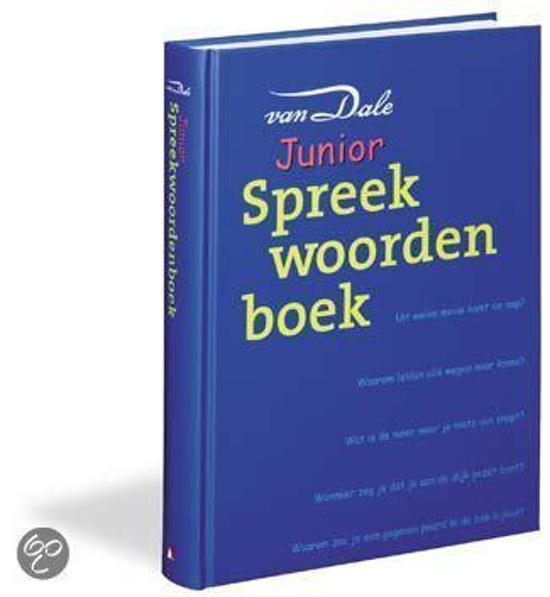 spreekwoordenboek nederlands van dale
