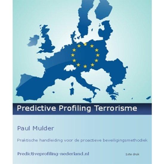 Predictive profiling terrorisme