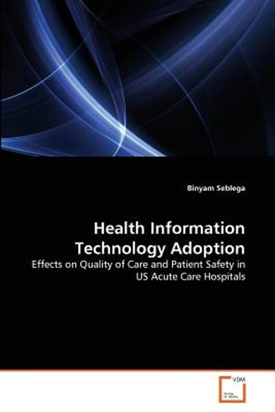 Health Information Technology Adoption