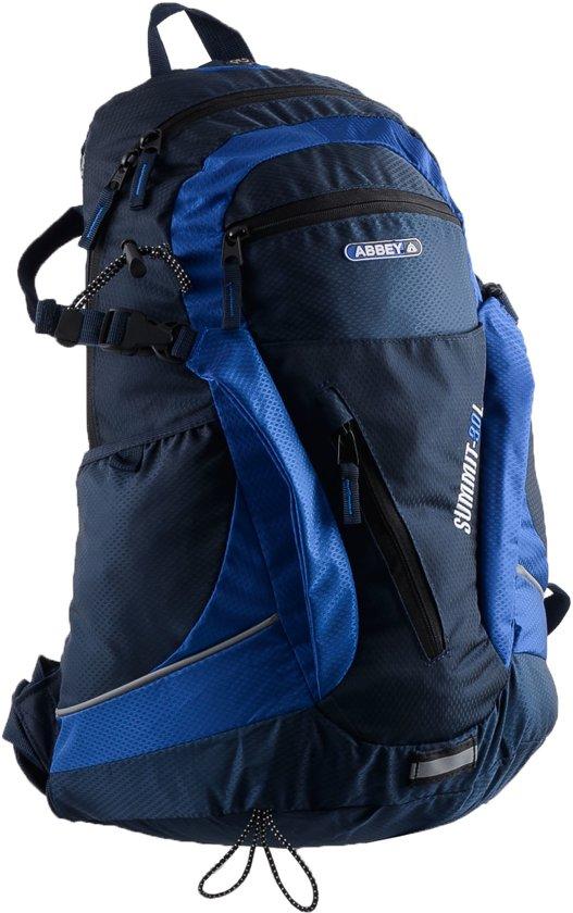 1b32a923e16 bol.com | Abbey Summit - Rugzak - 30 Liter - Blauw
