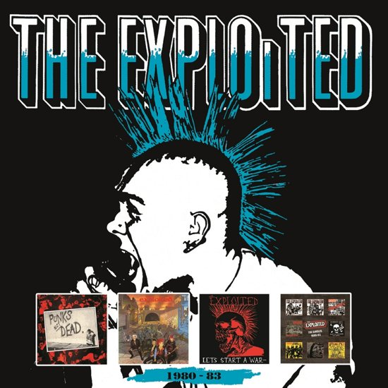 Exploited - 1980-83