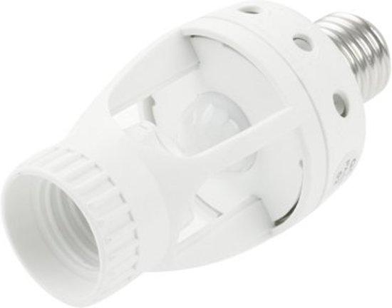 Licht En Bewegingssensor : Bol.com licht fitting met bewegingssensor 360 graden
