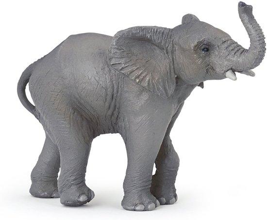 Papo - Wild dier - Olifant - Afrikaans - Jong