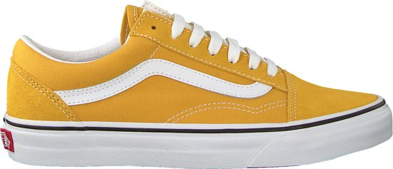 acb15e7b868 bol.com | Vans Old Skool Sneakers - Unisex - Geel - Maat 36.5