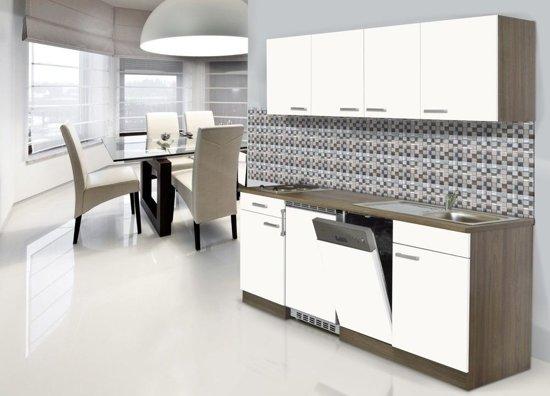 Keuken Wandkast 5 : Bol meister complete zelfbouw keuken breed met