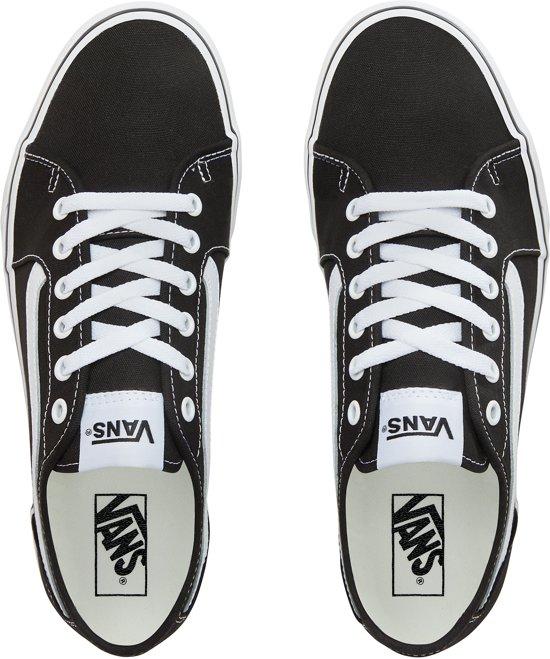 oficjalne zdjęcia przejść do trybu online przyjazd Vans Mn Filmore Decon Heren Sneakers - (Canvas) Black/White - Maat 41