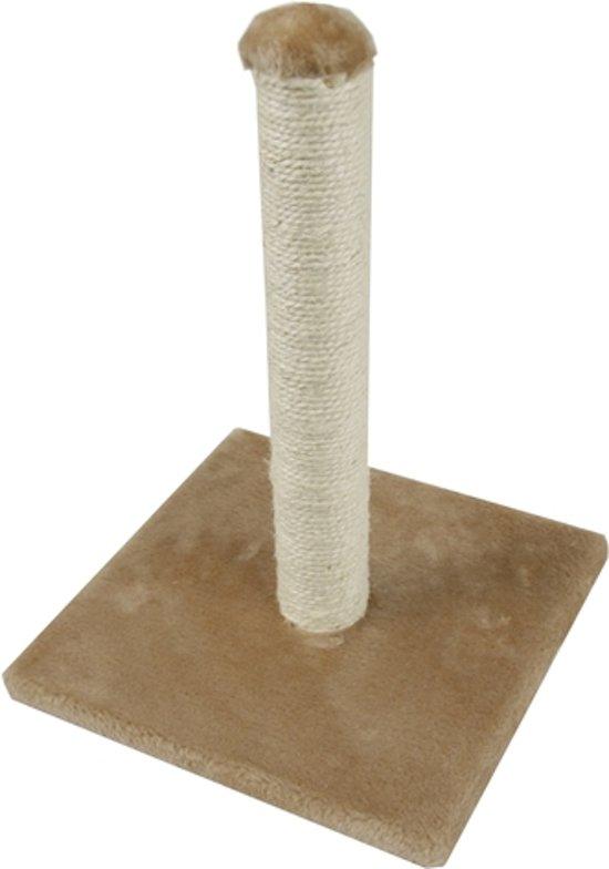 Karlie krabpaal bella basic line grijs 29x29x39 cm