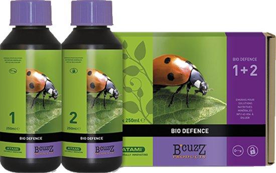 B'cuzz Bio Defence 1 + 2  250ml