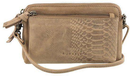 Burkely Filippa Mini-Bag taupe