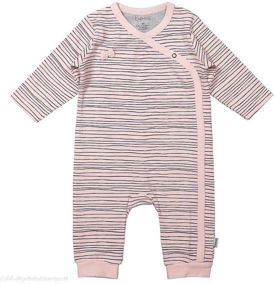 Babykleding Maat 68.Bol Com Boxpakje Stripe Pink Bess Babykleding Maat 68