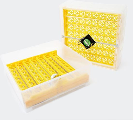 Broedmachine | 112 eieren (met hygrometer) - Model- AC 112+ ®
