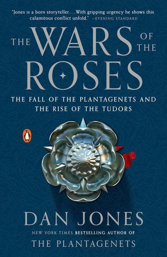 Boek cover The Wars of the Roses van Dan Jones (Paperback)