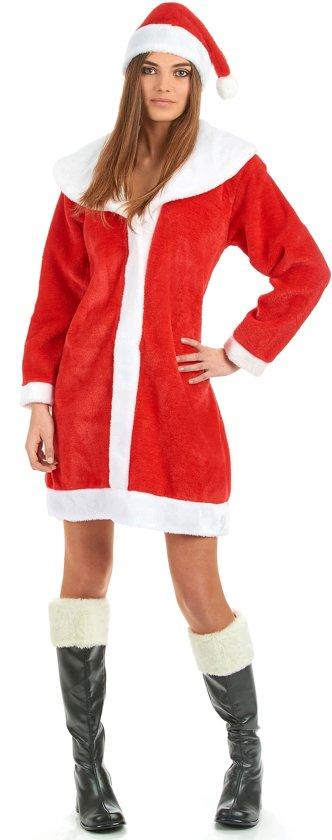 verkleedkleding kerstvrouw