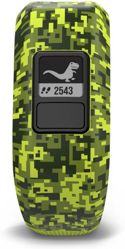 Garmin Vivofit Junior - Activity tracker - Groen