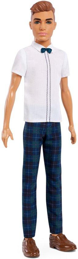 Barbie Ken Fashionistas Slick Plaid - Barbiepop