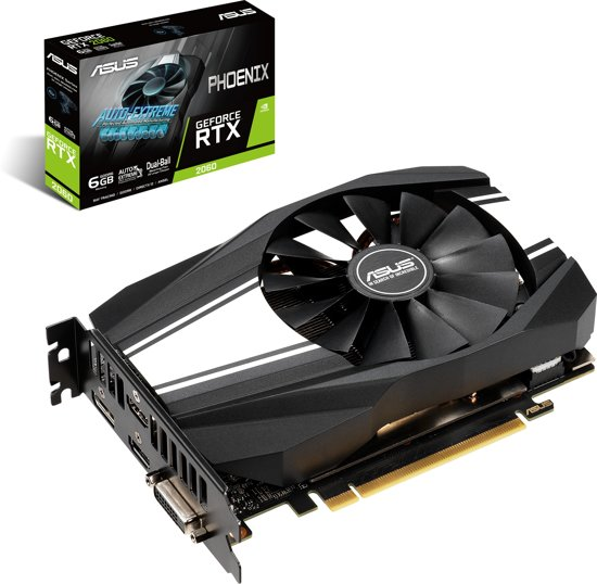 Asus Geforce PH RTX 2060 6G