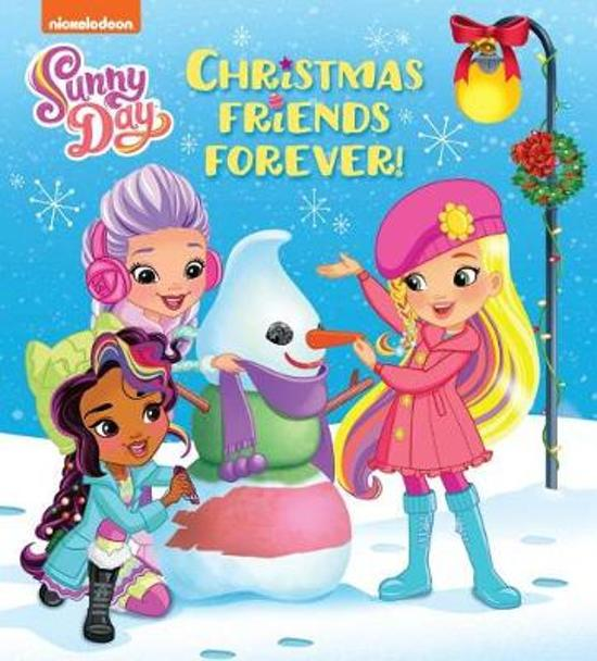 SUNNY DAY TV BD CHRISTMAS FRIENDS FOREVE