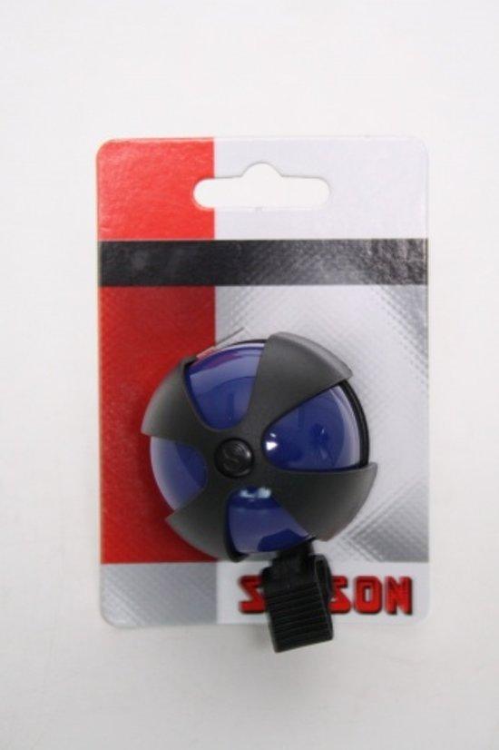 Simson Bel Sport Blauw Zwart