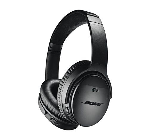 Bose QuietComfort 35 serie II - Draadloze over-ear koptelefoon - Zwart
