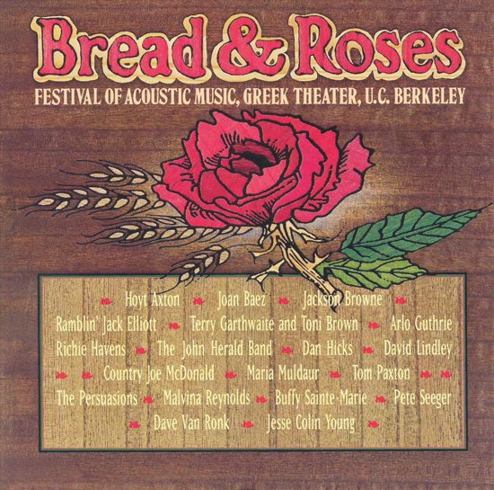 Bread & Roses: Festival Of Acoustic Music, Vol. 1
