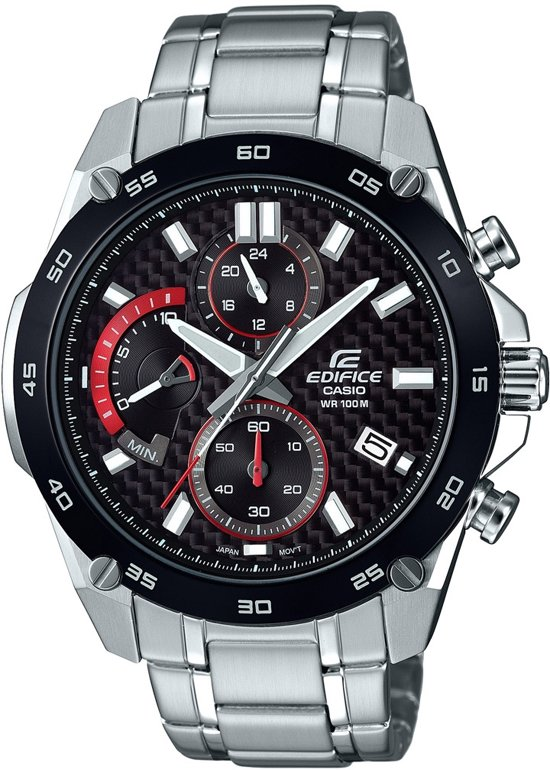 Casio Edifice Classic Chronograaf EFR-557CDB-1AVUEF