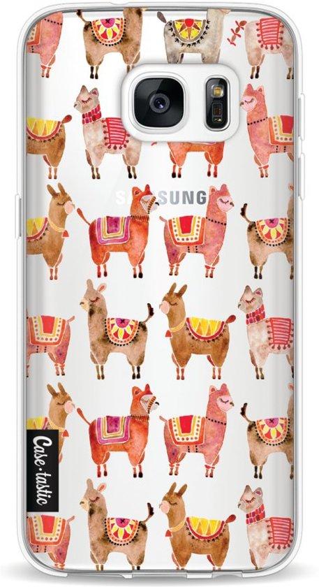 Casetastic Softcover Samsung Galaxy S7 - Alpacas