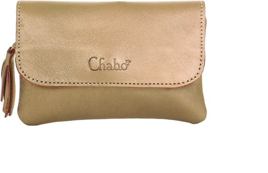 Chabo Bags Grande Petit Clutch - Bronze