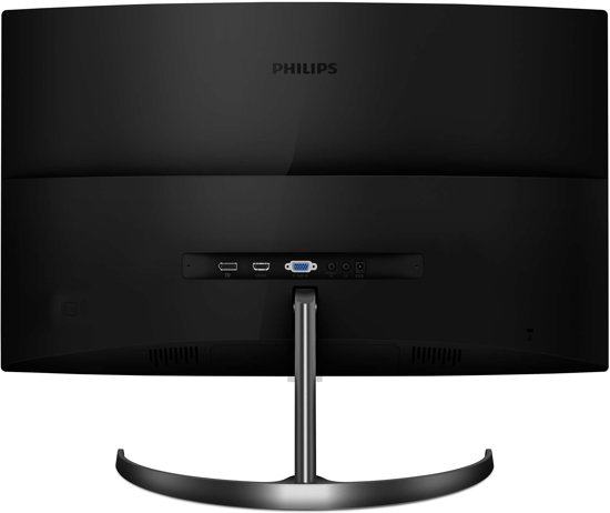 Philips 328E8QJAB5 - Full HD Curved Monitor