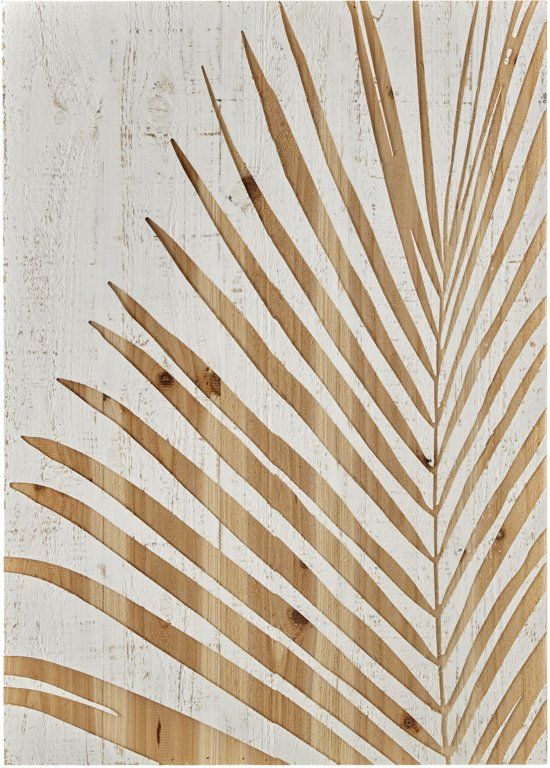 Art for the Home - Hout Laser Cut - Palm - 40x50 cm