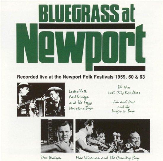 Bluegrass at Newport: 1959-1963