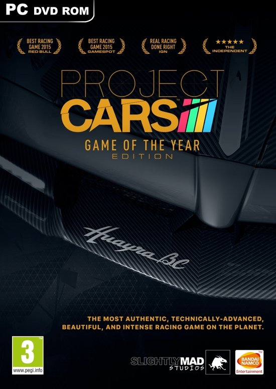 Project Cars - Game Of The Year Edition - Windows