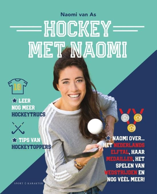 Hockey met Naomi