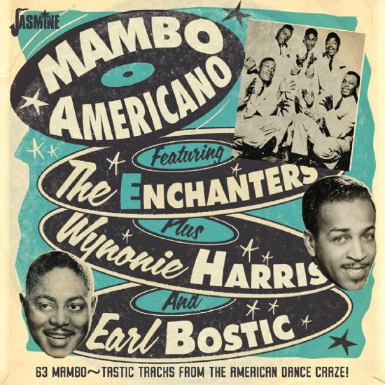 Various - Mambo Americano. 63 Mambo-Tastic Tracks From The A