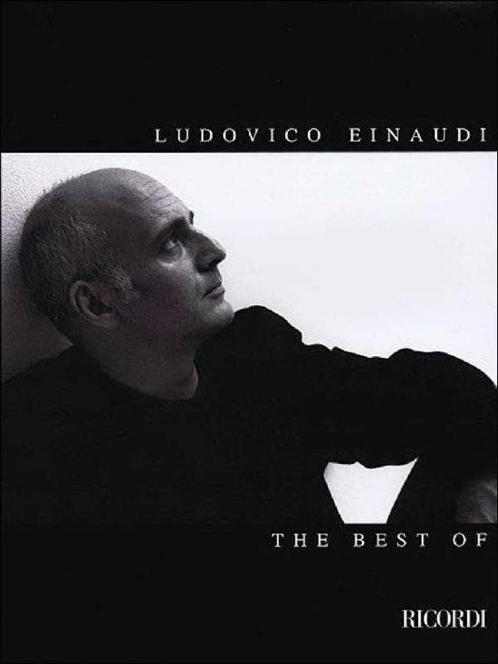 Boek cover The Best Of Ludovico Einaudi van Ludovico Einaudi (Paperback)