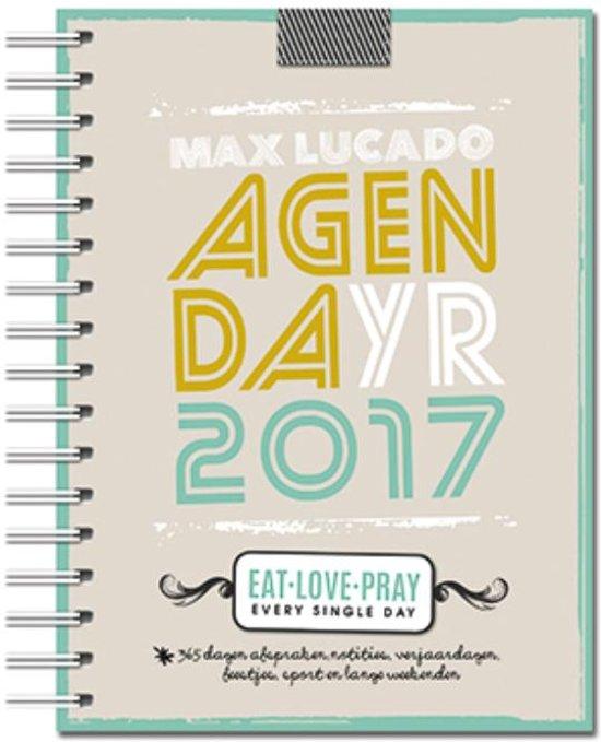 Max Lucado Agenda 2017