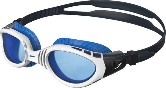 fde2e1d99ecdd9 Speedo Futura Biofuse Flexiseal Unisex Zwembril - Blauw - Maat One Size
