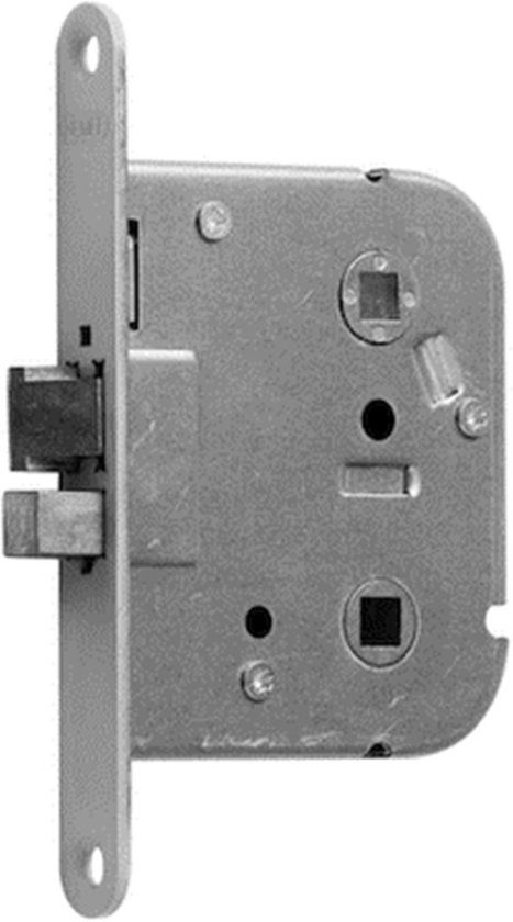 Nemef v+b insteekslot Badkamer/wc-slot  55 mm        1444