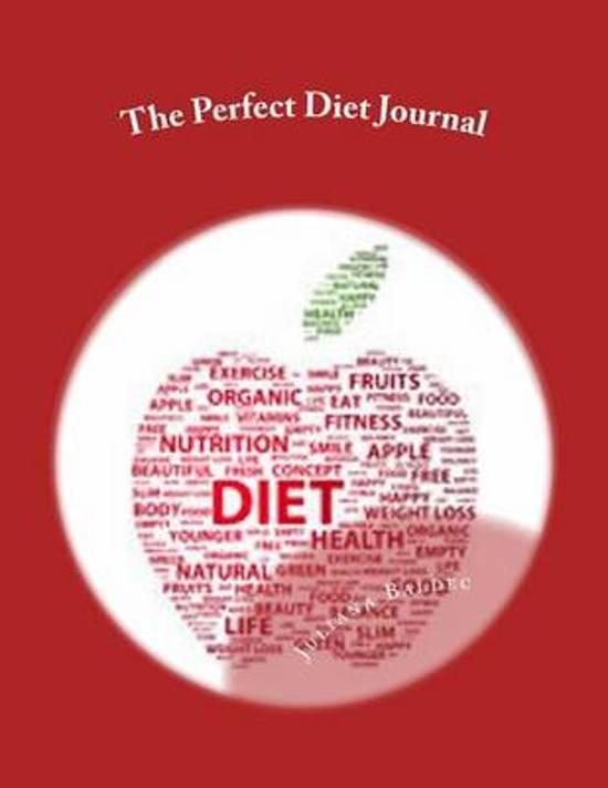the perfect diet journal juliana baldec 9781511906920