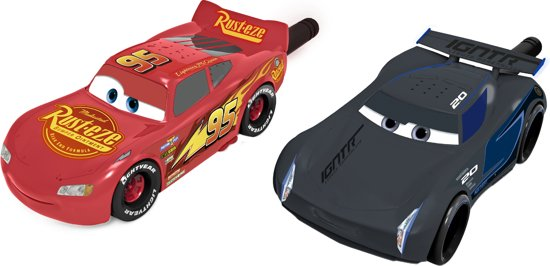 Disney Cars 3 Lightning McQueen Jackson Storm - Walkie Talkie