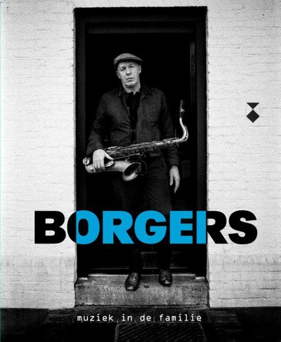 Boek cover Borgers van Bertus Borgers (Paperback)