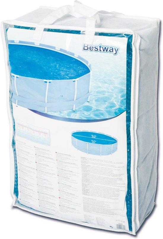 Bestway Solar Afdekzeil Voor 427 Cm Zwembaden